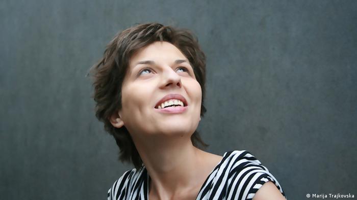 Milica Djordjevic Komponistin. Copyright: Marija Trajkovska