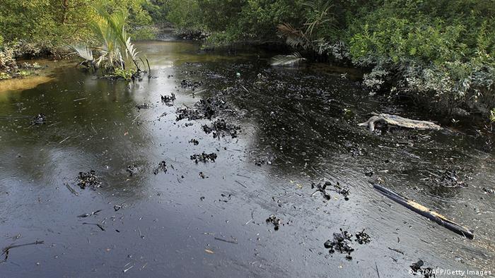 Bangladesch Tankerunglück bedroht weltgrößten Mangrovenwald