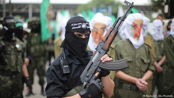 Египет признал ХАМАС террористической организацией   Новости из Германии о  событиях в мире   DW   28.02.2015