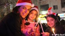 Weihnachten in Palästina