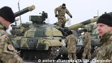 Symbolbild Ukraine Armee Aufstockung