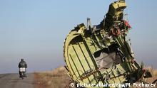 Ukraine Absturz MH17