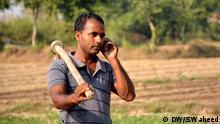 Indien Dorf Geschichte