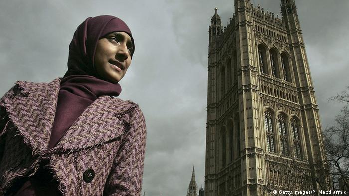 Symbolbild - Muslime in England