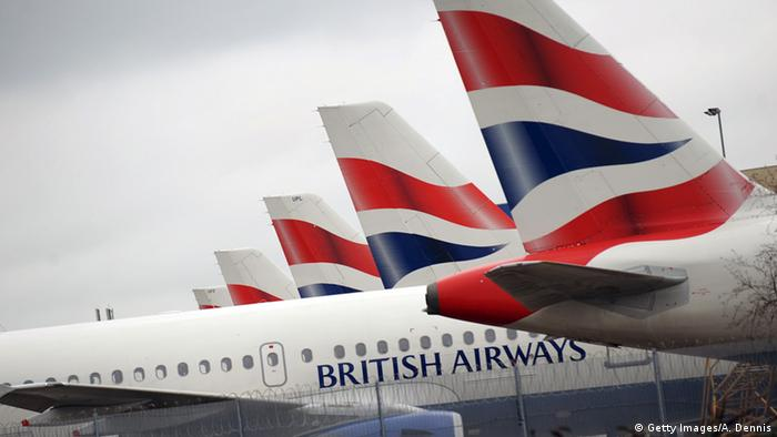 BA planes at Heathrow (Getty Images/A. Dennis)