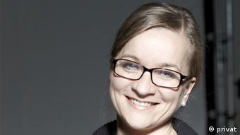 Birte Vogel, Betreiberin von wie-kann-ich-helfen.info (Foto: privat)