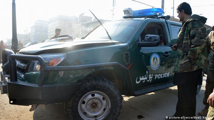 عکس از آرشیف: نیروهای امنیتی افغانستان