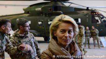 Von der Leyen in Afghanistan 13.12.2014