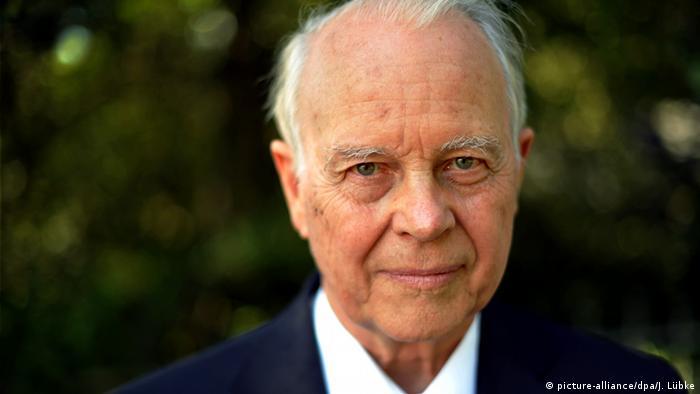 Ernst Albrecht gestorben 13.12.2014