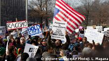 Demonstration in Washington Eric Garner 13.12.2014