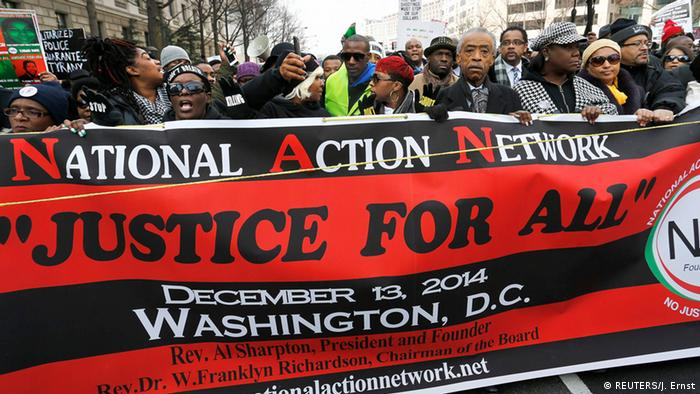 Image result for Thousands protest killings of black men by Police in US