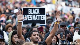 Demonstration in Washington