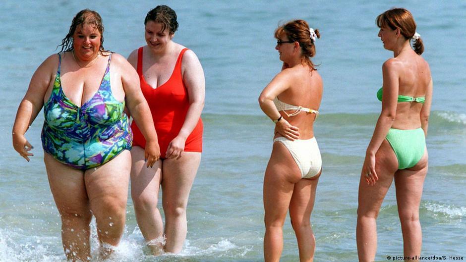 Mein freund sagt ich bin fett