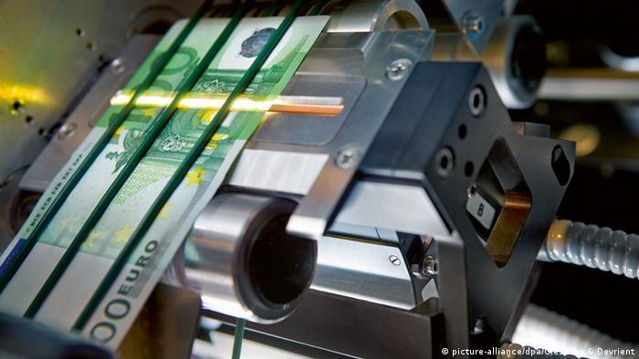 Печатание банкнот