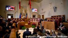 Friedensnobelpreisträgertreffen in Rom
