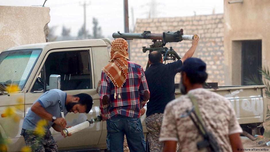 أطراف النزاع الليبي تجتمع في جنيف تحت رعاية الأمم المتحدة   DW   13.01.2015