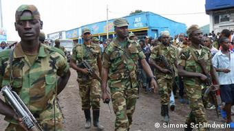 M23 Rebellen erobern Goma (Simone Schlindwein)