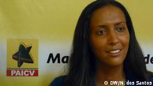 Janira Hopffer Almada, neue Präsidentin von PAICV
