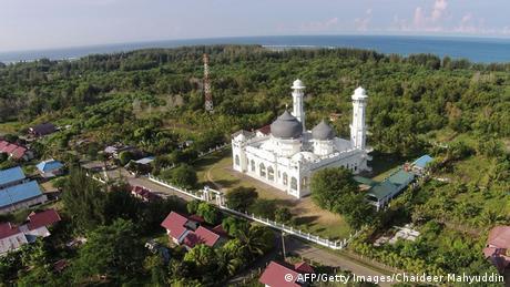 Bildergalerie 10 Jahre Tsunami Indonesien