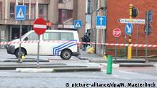 Belgien Geiselnahme in Gent 15.12.2014