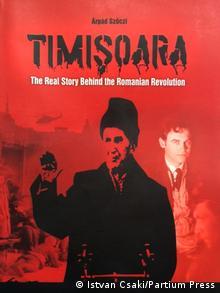 Обложка книги Тимишоара - подлинная история румынской революции