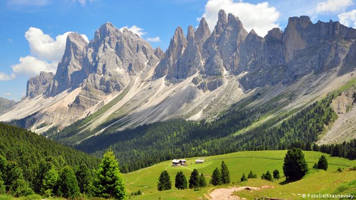 Italian Alps (Fotolia/Krasnevsky)