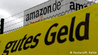 Streik bei Amazon 15.12.2014