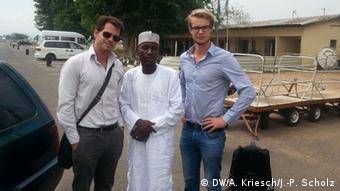 DW correspondents in Nigeria