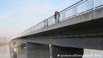 Мост через Дунай в Сербии