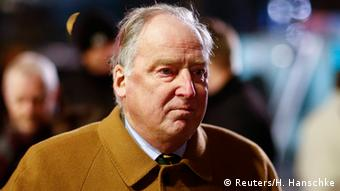 Deutschland PEGIDA Demonstration in Dresden Alexander Gauland AfD