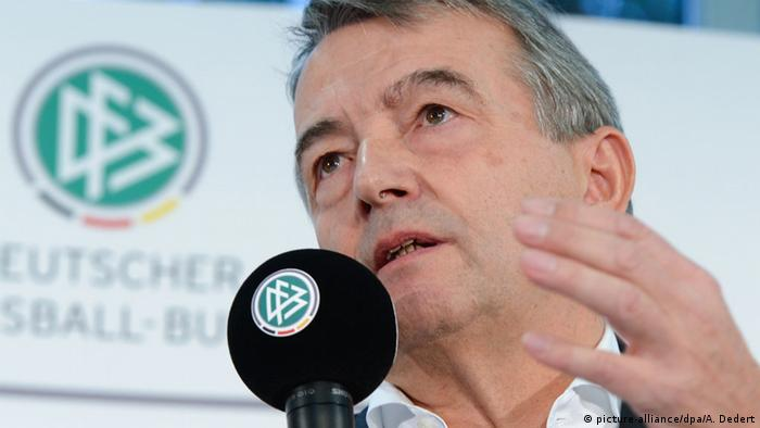 Утвержден немецкий футбольный союз
