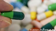 Symbolbild Tabletten Medikamente