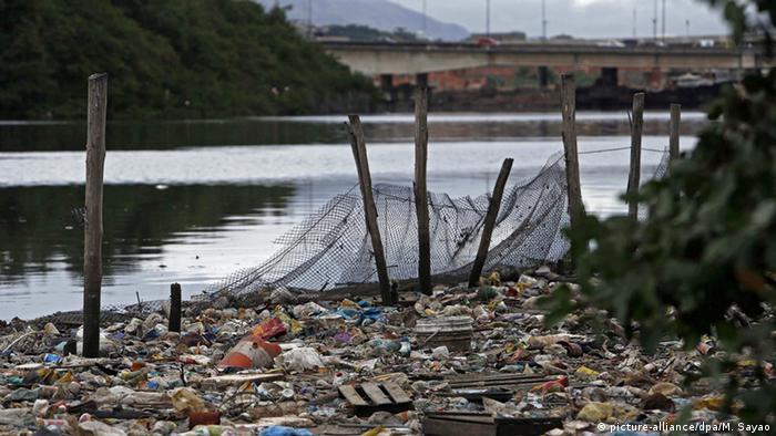 BRASIL: �Qu� hay en las aguas de R�o de Janeiro?