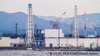 Photo: The damaged Fukushima Daichi nuclear power plant (Photo: IAEA/David Osborn https://www.flickr.com/photos/iaea_imagebank/10722882954/in/photostream)