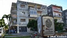 Stromkasten der Compania Electricidad Cubana