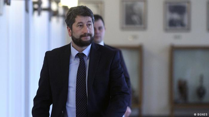 Hristo Ivanov Justizminister Bulgarien