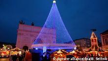 Potsdamer Weihnachtsmarkt eröffnet