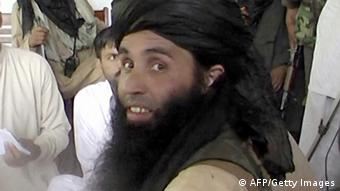 Maulana Fazlullah (Photo credit should read STR/AFP/Getty Images)