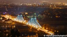 Blaues Wunder Dresden (Fotolia: #41513117); © Fotolia/oschatzpics