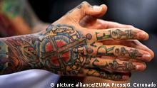Hippe christliche Symbole