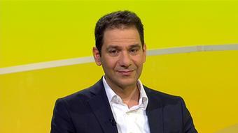 17.12.2014 DW fit und gesund Studiogast DEU_ENGL Malek Bajbouj