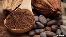 Schokolade Kakao Kakaobohnen
