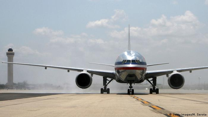 USA Flugzeug American Airlines Boeing 777 (Getty Images/M. Serota)