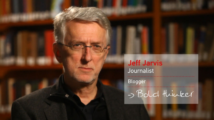 Jeff Jarvis, Copyright: DW