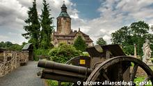 Polen Burg Czocha