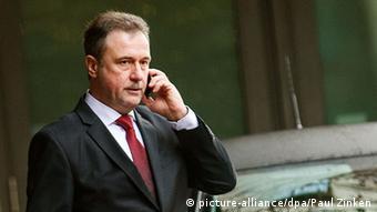 GDL Başkanı Claus Weselsky