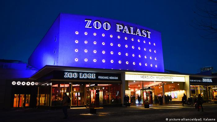 Bildergalerie Berlin City West - Zoo Palast (picture-alliance/dpa/J. Kalaene)