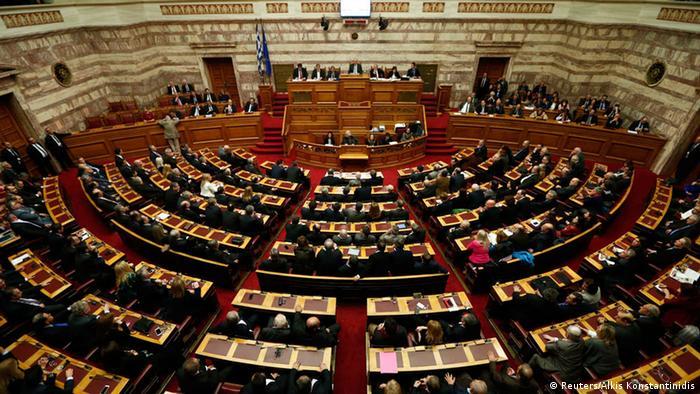 Präsidentschaftswahlen in Griechenland
