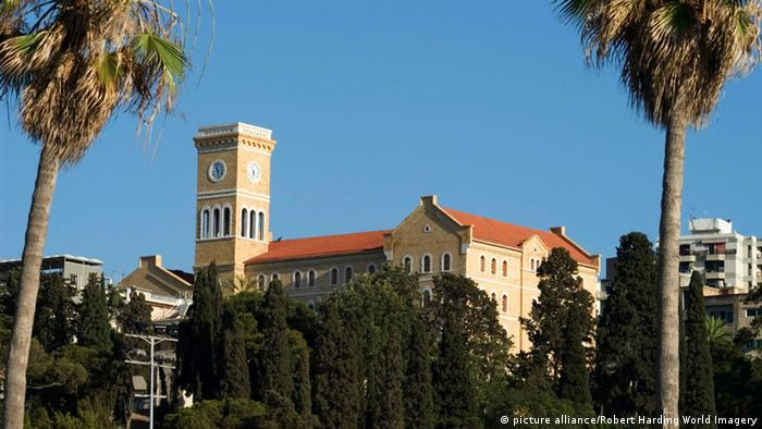 American University in Beirut, Libanon (picture alliance/Robert Harding World Imagery)