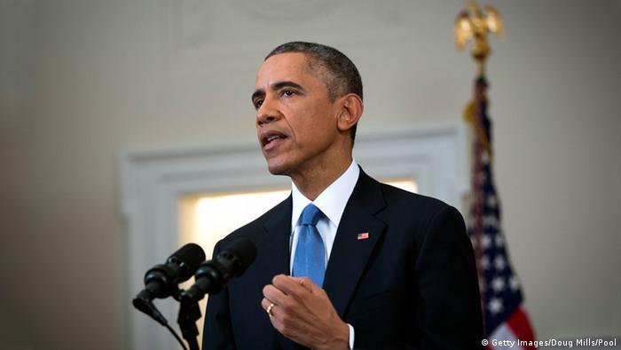 Rede Obama Kuba Politik 17.12.2014
